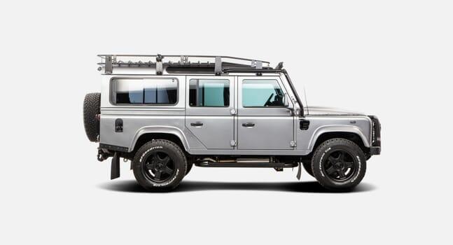 Land Rover Defender 110 Twisted: Radical brute with added alligator