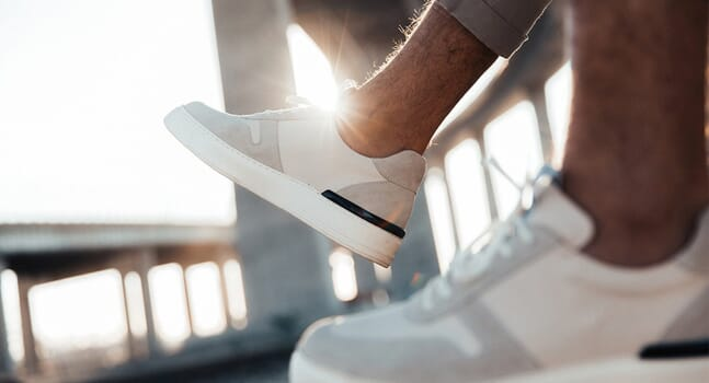 Introducing Duke + Dexter's summer-ready Ritchie V2 sneakers