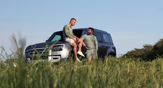 Road trip-ready: Introducing THE OUT x Orlebar Brown's Beach & Beyond collection