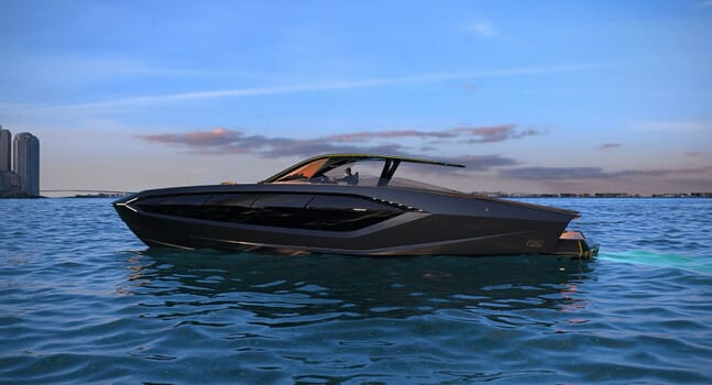 Supercar for the sea: Why the Lamborghini 63 is a knockout for Conor McGregor