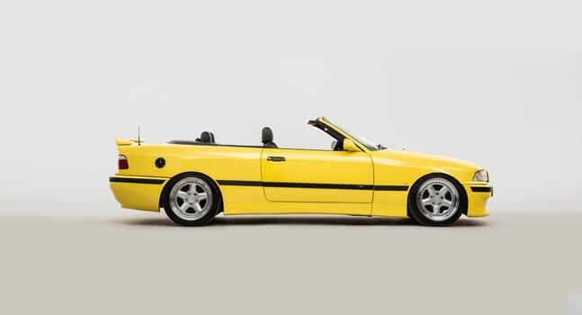 Sunshine supercar: AC Schnitzer CS E36 M3