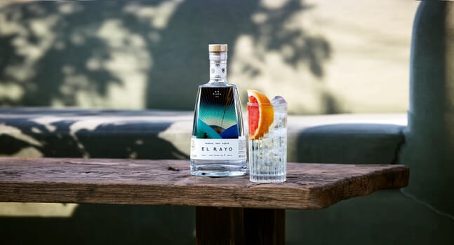 El Rayo Plata tequila review: Tequila with a twist