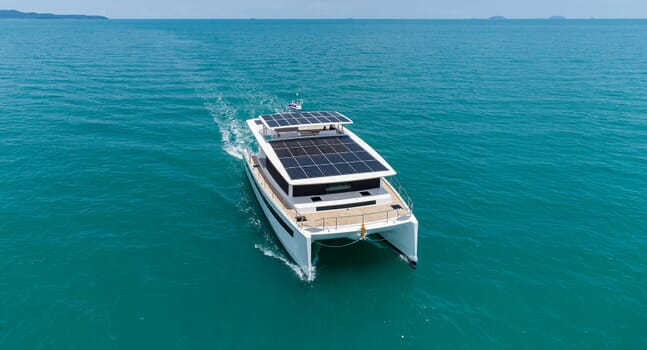Here comes the sun: Silent Yachts bring solar to sailing