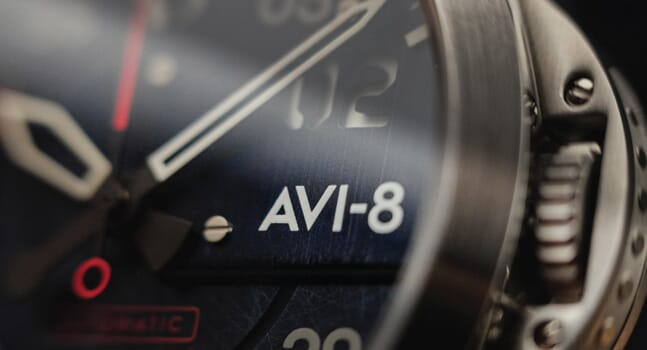 Introducing AVI-8's P-51 Mustang Hitchcock Automatic