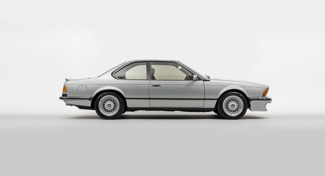 Jump the sharknose: BMW's E24 comes of age