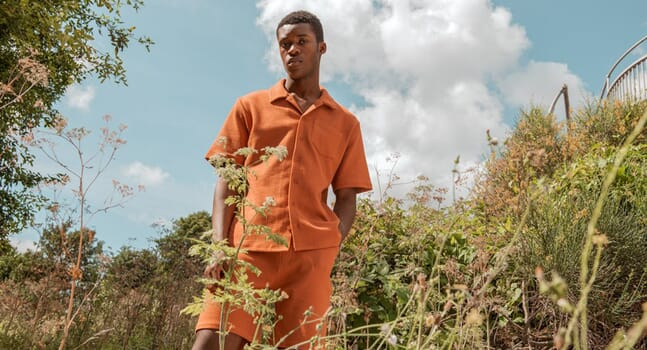 Summer style saviours: Introducing Percival's waffle collection