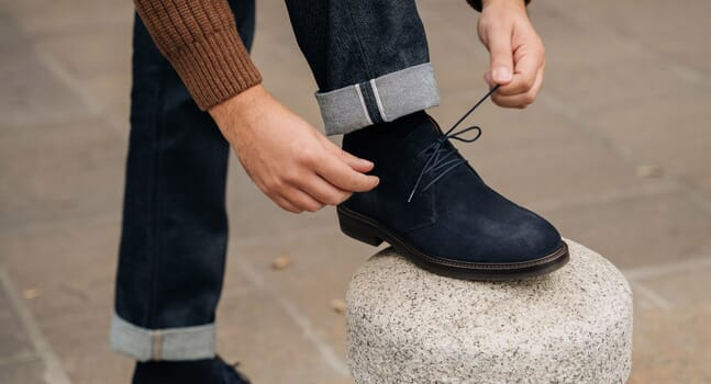 Why your next footwear purchase should be a pair of desert boots