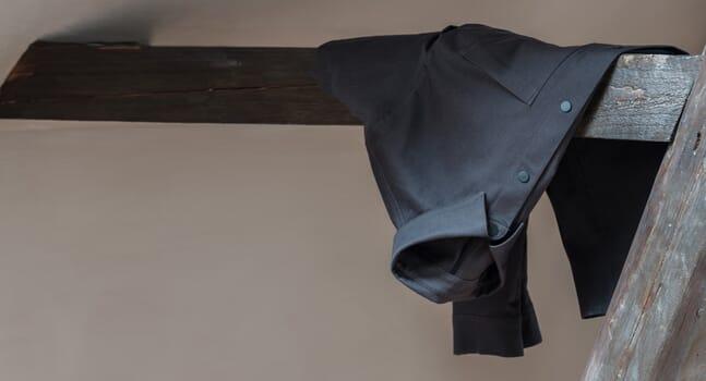 L'Estrange's 24 Overshirt is your year-round wardrobe hero
