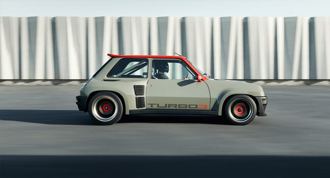 World of the hot hatch restomod: Two reimagined '80s classics