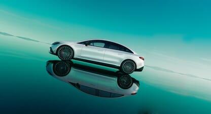 Plug-in luxury: Revealing 4 Mercedes-Benz electric pioneers
