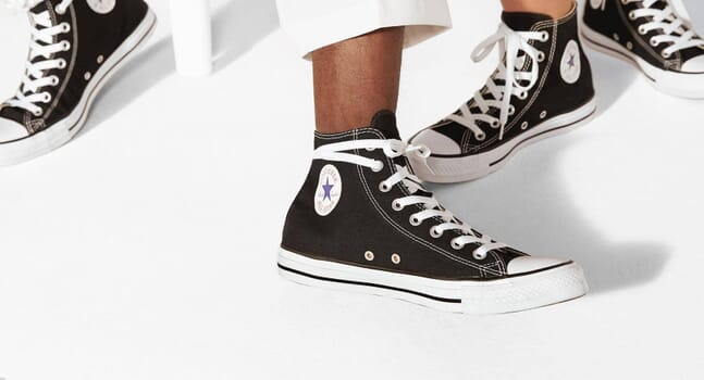 A brief history of the Converse Chuck Taylor All Star