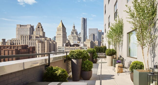 3 design-led hotels in New York City for a stylish stay
