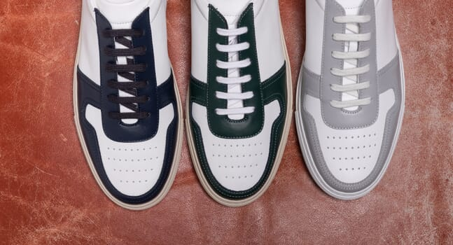 Introducing Artisan Lab's Classic Sneakers