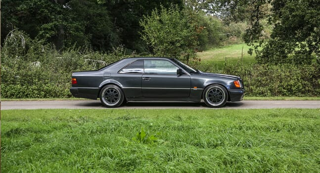Excess all areas: 2 modified '90s Mercedes-Benz coupes we're loving