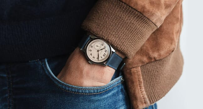 Introducing the MR01 from BALTIC Watches